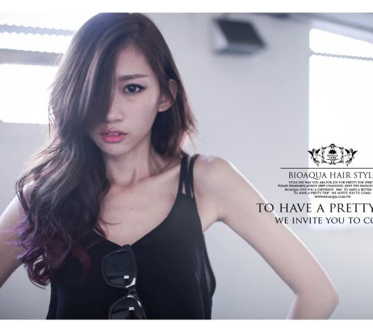 時尚染髮設計新概念 漸層染髮