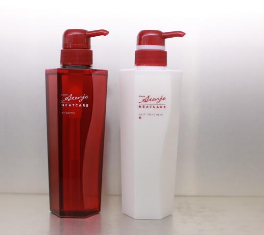 哥德式AJ HeatCare熱受損洗髮精、護髮素 好用推薦!