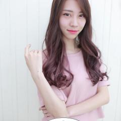 斑比髮色+粉紅色漸層染