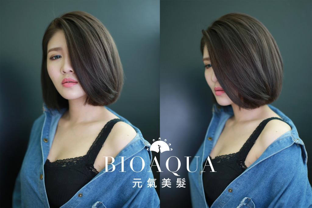 霧感灰綠棕色+BOB 5種經典短髮&中短髮造型 推薦給妳!