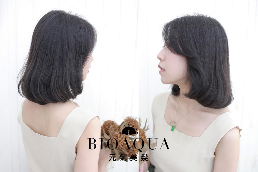 C彎BOB頭 5種經典短髮&中短髮造型 推薦給妳! - 台中髮廊 元氣美髮