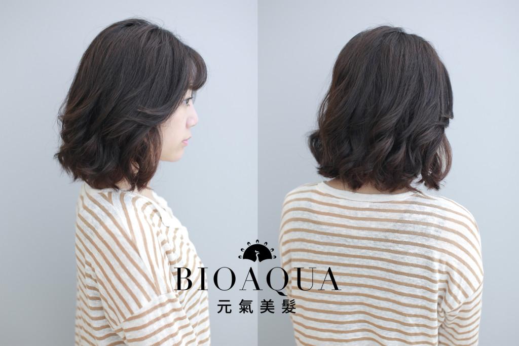 蓬鬆BOB捲 5種經典短髮&中短髮造型 推薦給妳! - 台中髮廊 元氣美髮