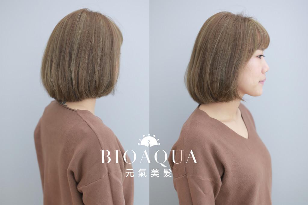 線條挑染 5種經典短髮&中短髮造型 推薦給妳! - 台中髮廊 元氣美髮