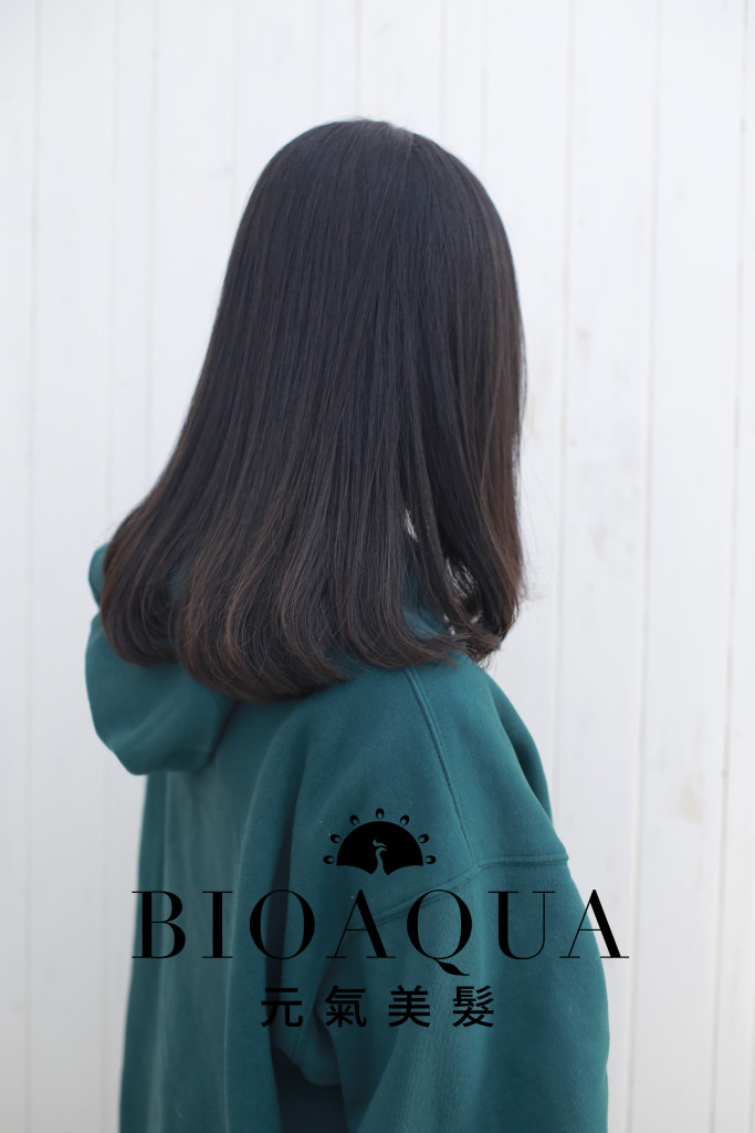 資生堂水質感 燙直+髮尾C彎 台中燙髮推薦 - 台中髮廊 元氣美髮