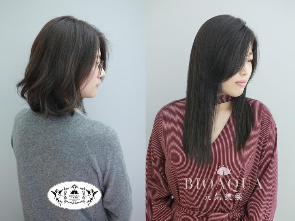 不漂色也能染!時髦霧感髮色大集合 - 台中髮廊 染髮推薦 元氣美髮