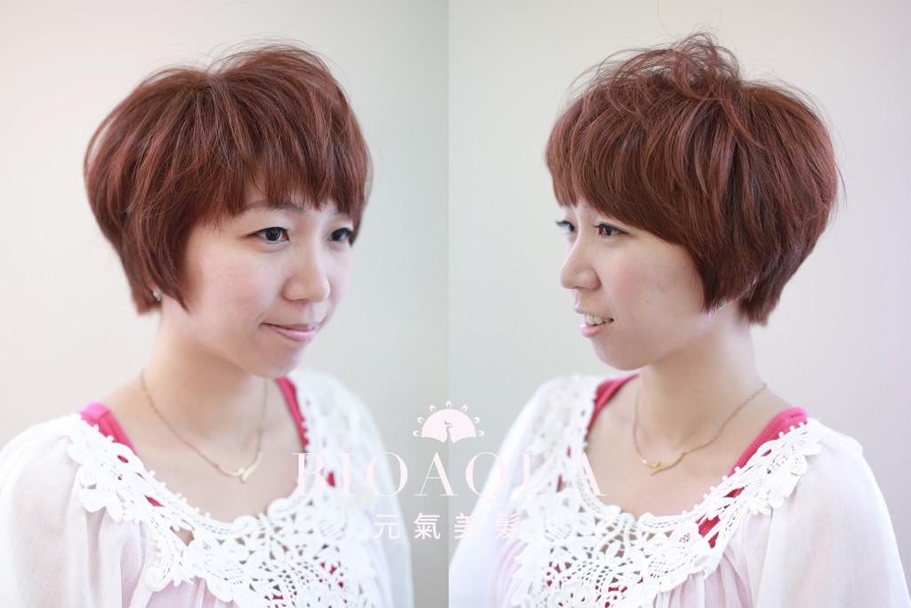 5種經典短髮&中短髮造型 推薦給妳! - 台中髮廊 元氣美髮