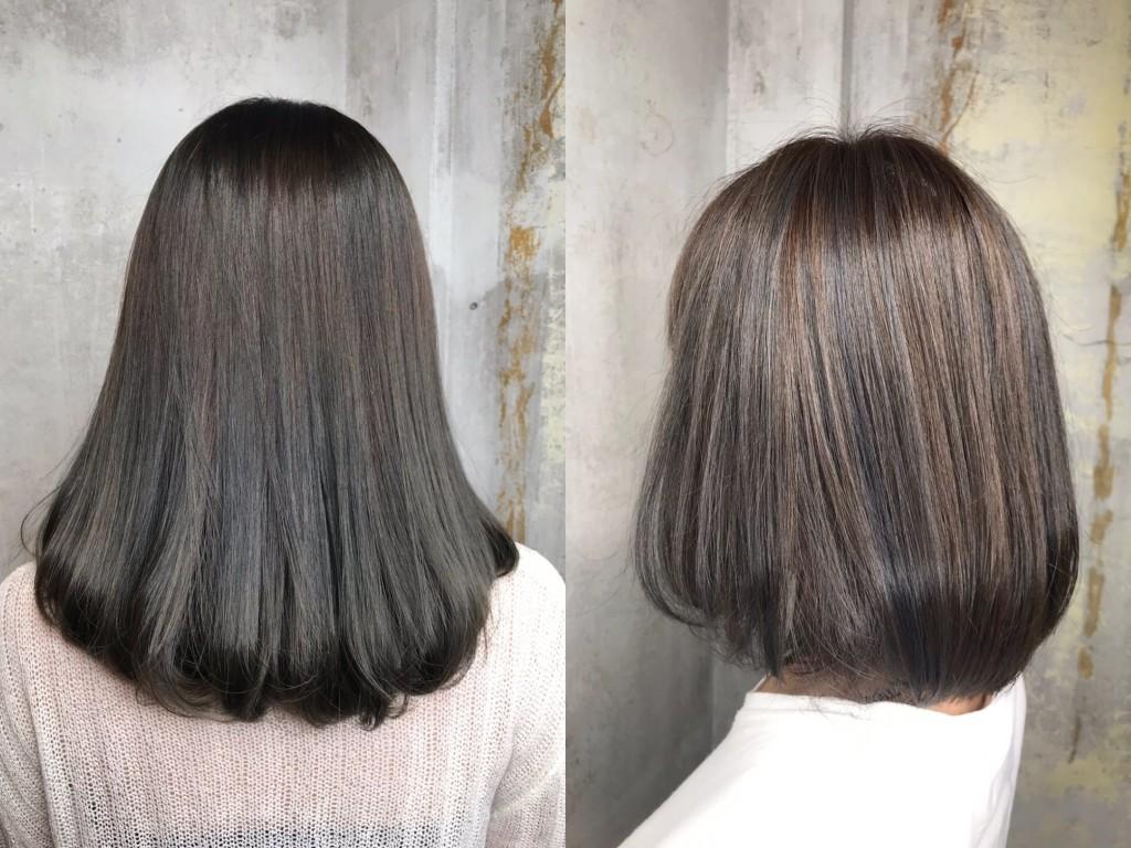深灰棕色 4大IG人氣髮色 從日韓夯到國內!蜜蜂推薦 - 台中髮廊 元氣美髮