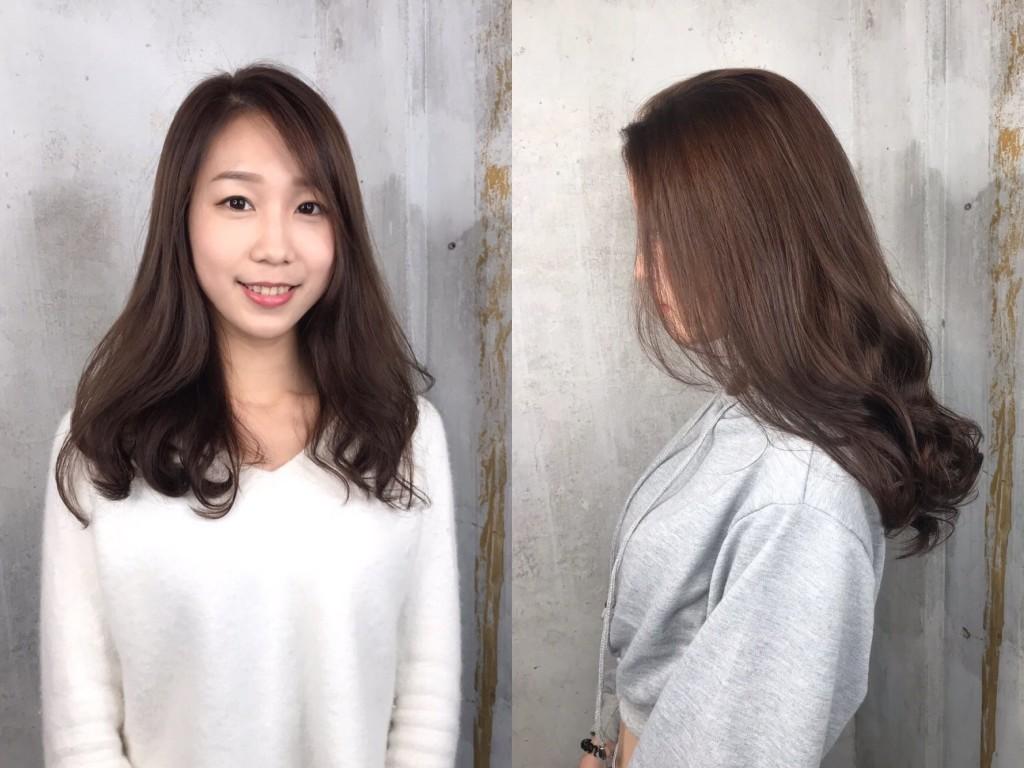 可可棕色 4大IG人氣髮色 從日韓夯到國內!蜜蜂推薦 - 台中髮廊 元氣美髮