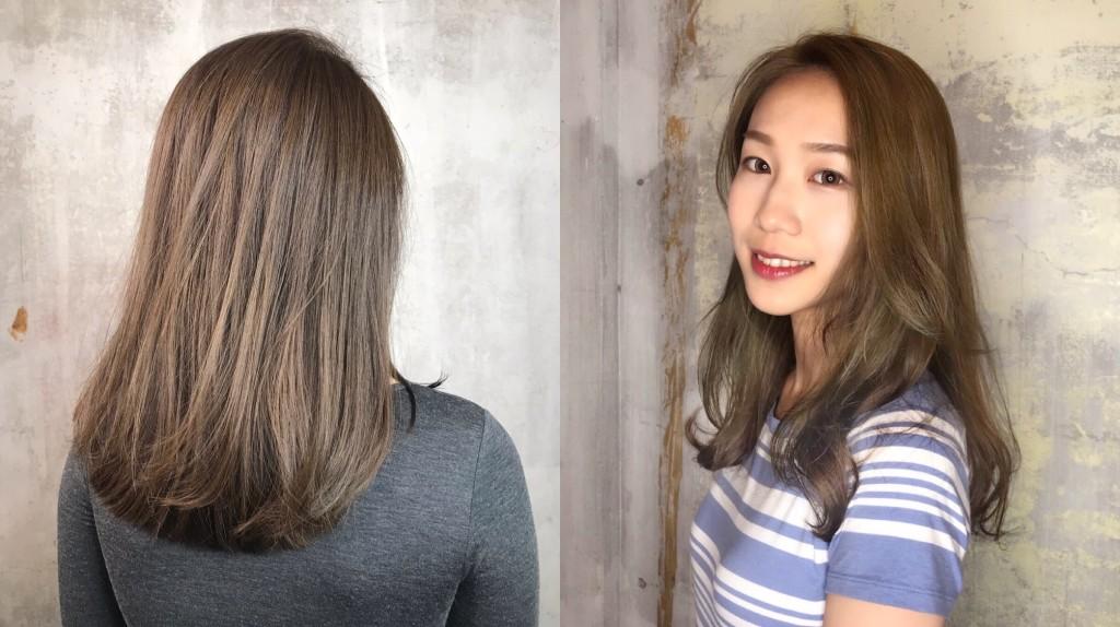 奶茶色系 4大IG人氣髮色 從日韓夯到國內!蜜蜂推薦 - 台中髮廊 元氣美髮