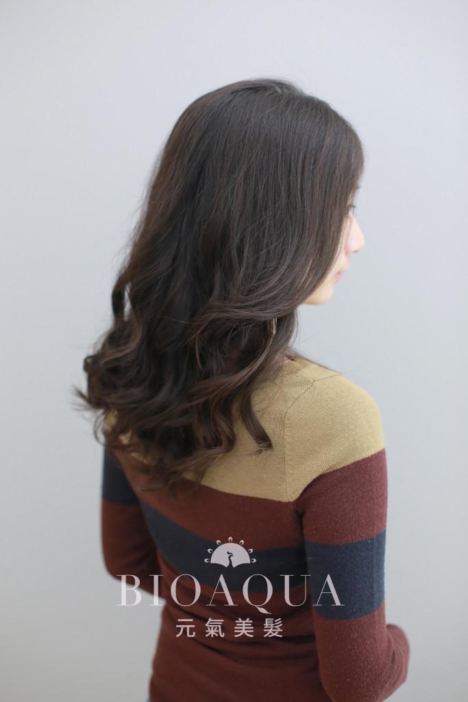 水潤Q彈捲 by資生堂水質感燙 - 台中美髮 燙髮推薦 元氣美髮