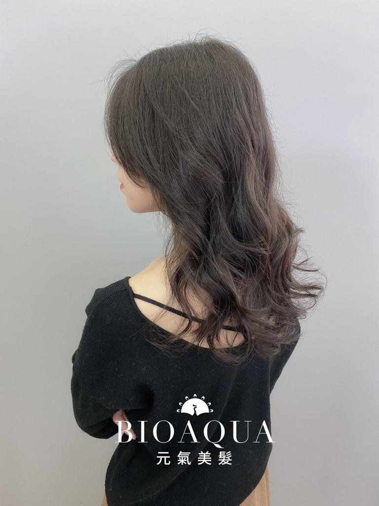 優雅隨性手繞捲 by 資生堂水質感 - 台中髮廊 剪髮燙髮推薦 元氣美髮