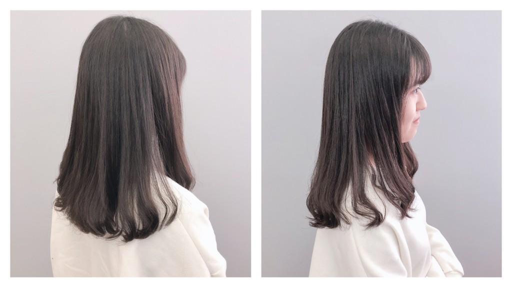 髮尾捲 Emma設計師的時髦設計款 優惠放送中~ - 台中髮廊 元氣美髮