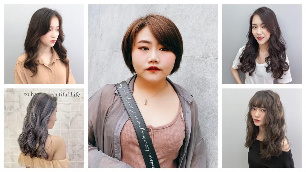 Emma設計師的時髦設計款 優惠放送中~ - 台中髮廊 元氣美髮