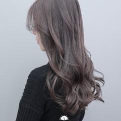 霧感髮色 奶茶灰色
